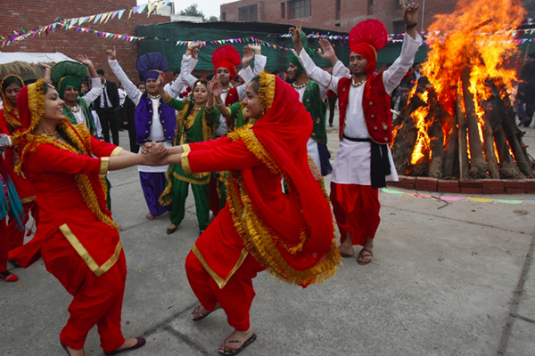 Interesting Facts About Lohri ~ News Aur Chai