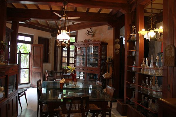 Old Portugese architecture in James Ferreira's house. Photo Courtesy - Ethel Misquitta