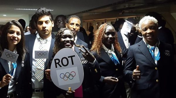 Refugee Olympic