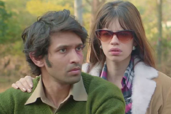 Vikrant Messey in The Death of the Gunj
