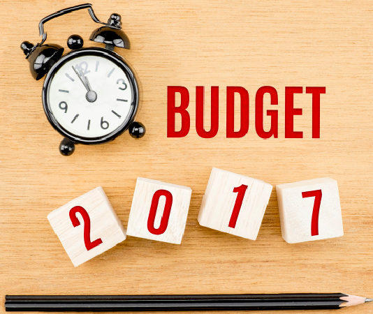 Budget 2017 for India
