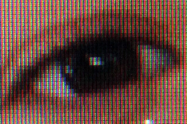 Eye In LCD TV