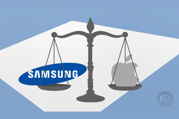 Samsung Apple War