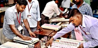 EVM Election Commission