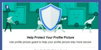 Facebook Profile Guard