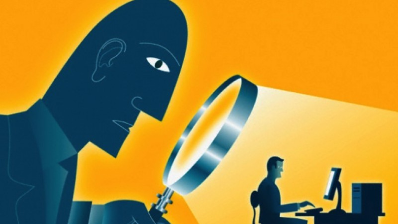 right to spy on citizens is