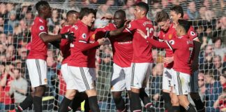 Manchester United defeated Chelsea