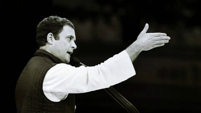 Rahul Gandhi Cambridge Analytica