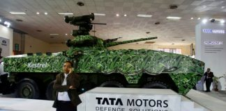 Tata Defence And Aerospace 2018