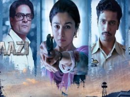 Raazi Movie 2018