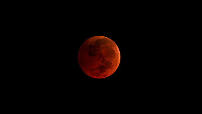Blood Moon 2018