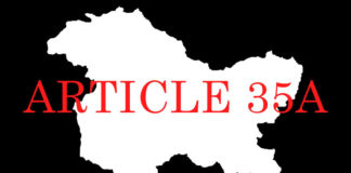 Jammu Kashmir Article 35A