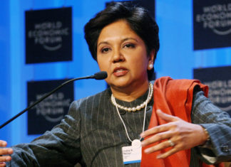 Indra Nooyi Pepsi Resigned