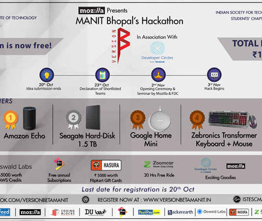 MANIT 2018 Version Beta