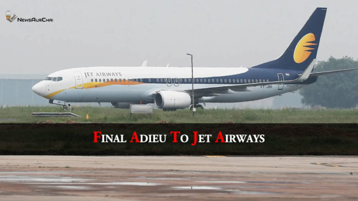 Jet Airways Shut