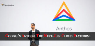 Google Anthos NewsAurChai