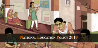 National Education Policy 2019 Draft