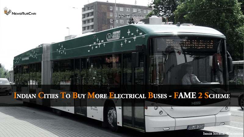 Electric Buses In India FAME Scheme
