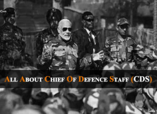 CDS In Indian Army By Modi