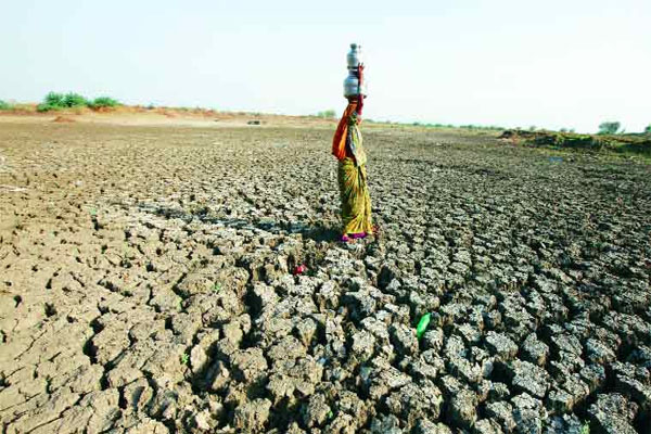 India in water crisis