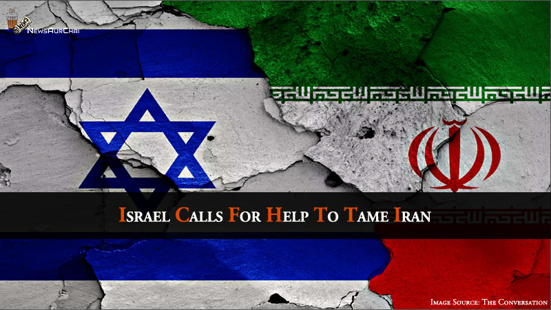 Israel calls for help to tame Iran