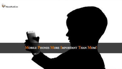 Mobile Phones More Important Than Mom!