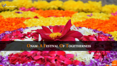 Onam: a festival of togetherness