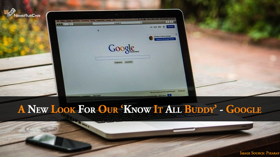 A New Look For Our 'Know It All Buddy' - Google