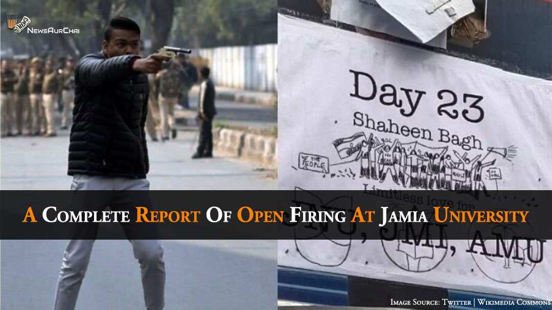 A Complete Report Of Open Firing At Jamia University