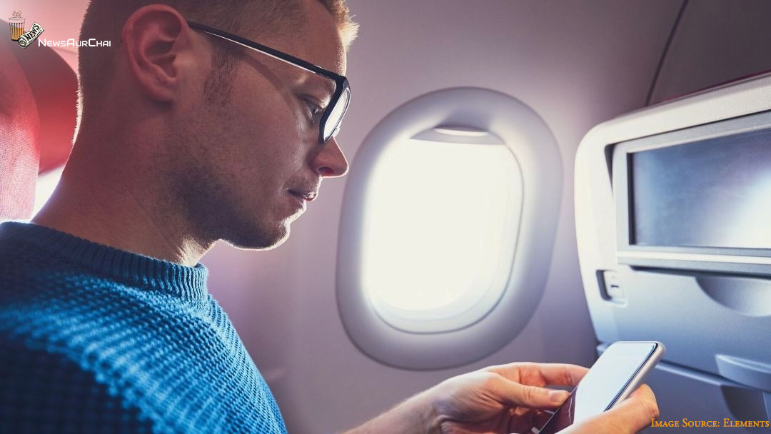 Wi-Fi In The Air!