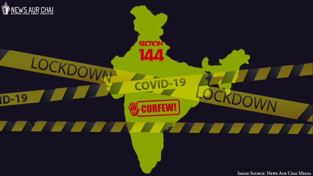 What Is The Difference between Lockdown, Section 144 And Curfew?