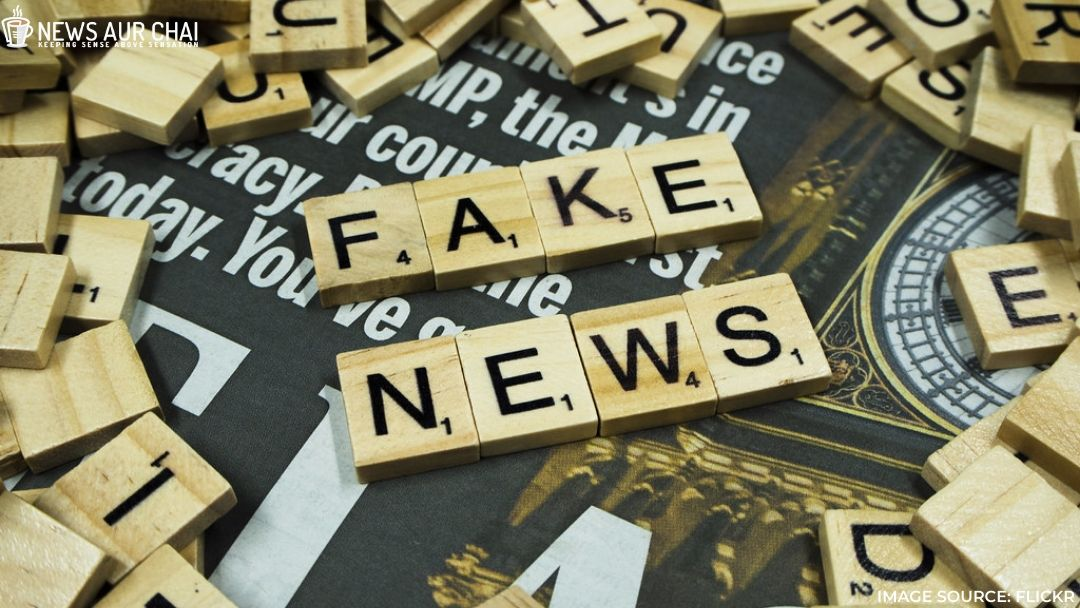 Fake News Contagion Goes Viral