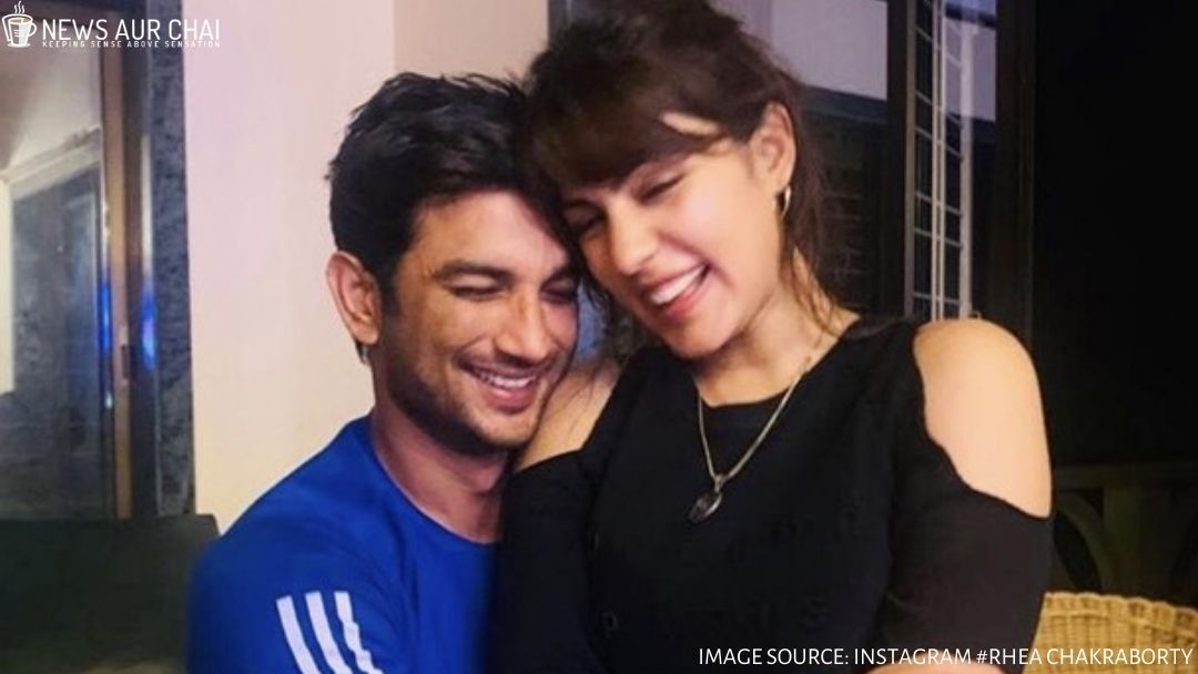 Sushant's Father Filed Fresh FIR Accusing Rhea For Theft And Cheating