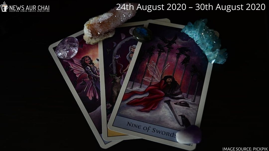Tarot Reading 24th August 2020 – 30th August 2020