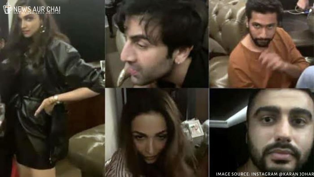 Controversial Bollywood Parties Show Link Of Drugs and Alcohol