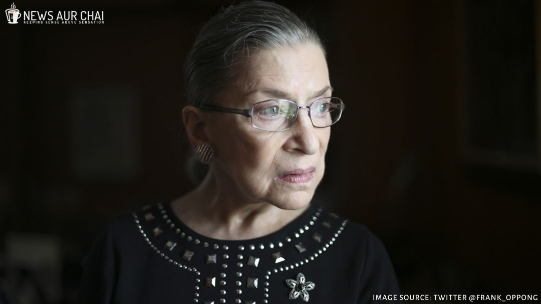 Legacy Of US Second Female Justice: Ruth Bader Ginsburg