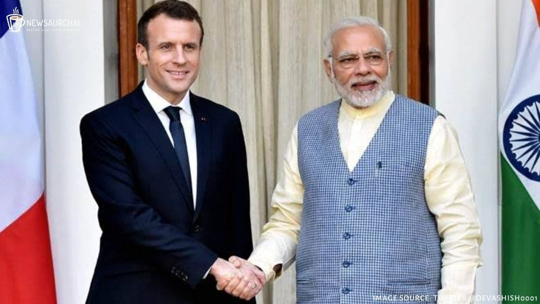 India Stands With France Amid Outrage in Muslim World