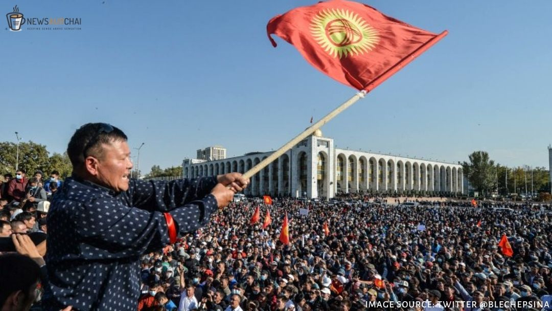 Post-Soviet World: A Chaos? Kyrgyzstan Electoral Fraud 2020 And Violent Protests