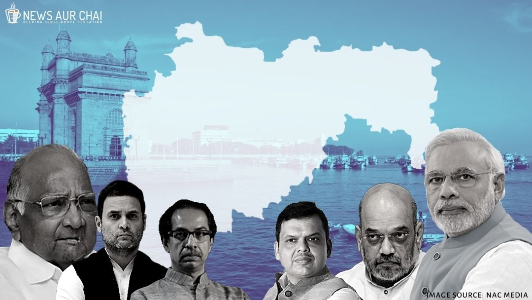 From Love For 'Safforn' To Arnab Arrest: The Love, Hate Tale Of Maharashtra, Centre