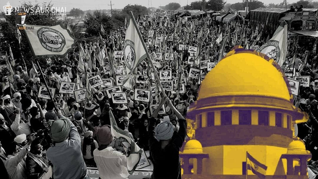 Supreme Court suggests setting an impartial panel to resolve farmers protest