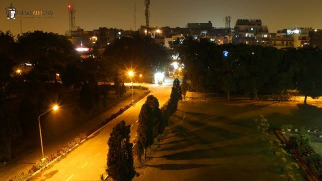 Night curfew imposed on Delhi during new years eve